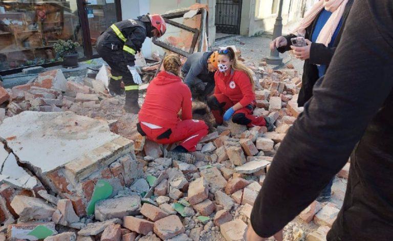 terremoto in croazia, altre due scosse