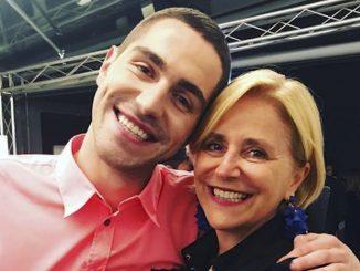 Tommaso Zorzi madre nomination