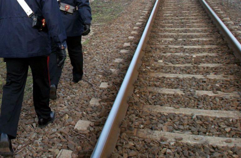 uomo decapitato treno alta velocità