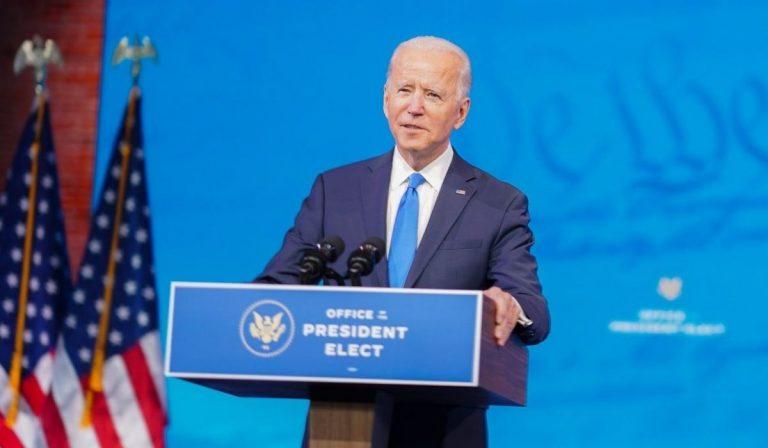 USA, Joe Biden si vaccinerà