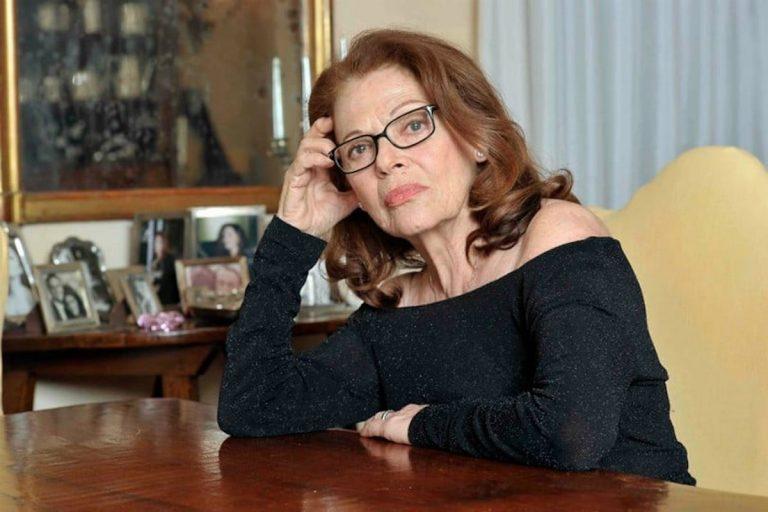Valeria Fabrizi furto