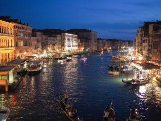 Venezia rissa