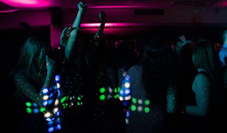 Rave party capodanno