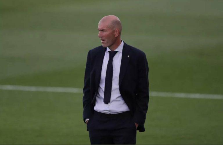 Zinedine Zidane positivo al Covid