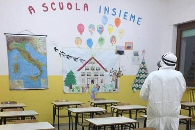 abbandono scolastico durante lockdown