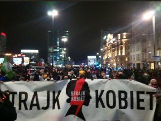 Aborto in Polonia, le proteste