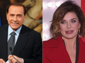 Alba Parietti Berlusconi