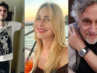 Andrea Roncato marito Stefania Orlando