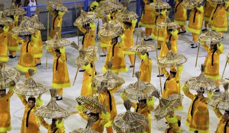 annullato carnevale Rio