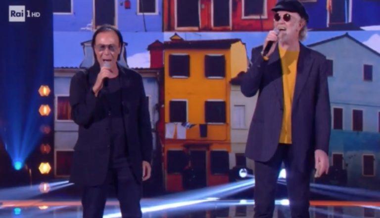 Antonello Venditti e Francesco De Gregori