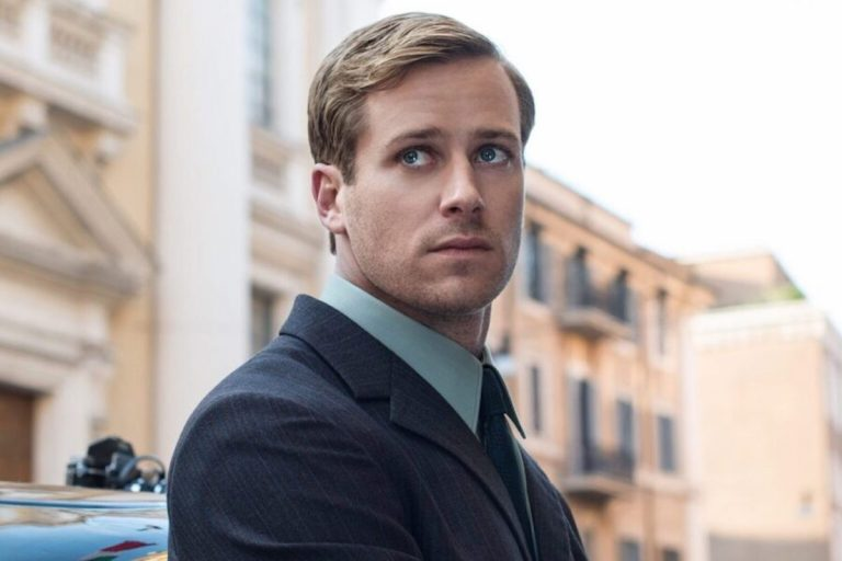 Armie Hammer cannibale