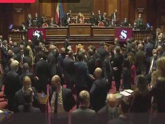 assembramenti senato
