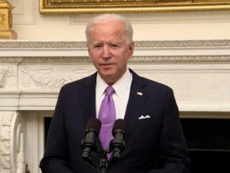 """Biden: """"Dosi vaccino riordinate, 200 milioni per gli Usa"""""""