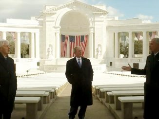 Insediamento Biden, il video dei tre ex presidenti e il rimprovero a Trump