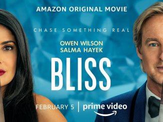 Bliss: su Prime Video il film con Owen Wilson e Salma Hayek