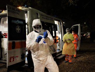 Coronavirus, bilancio del 19 gennaio: 10.497 nuovi casi e 603 morti in più