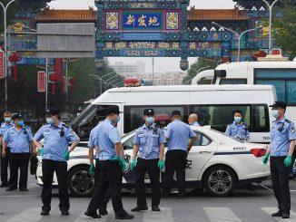 Covid در چین ، 500000 نفر در پکن بازگشتند