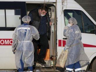 Covid Russia riapre 20mila contagi