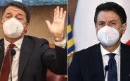 Crisi di governo discorso Renzi