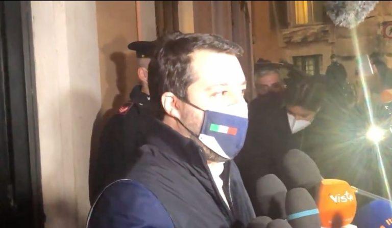 Crisi di Governo Salvini Conte