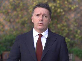 """Crisi di governo, Renzi interviene: """"Adesso si gioca il futuro del paese"""""""