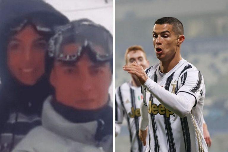 Cristiano Ronaldo viola il dpcm