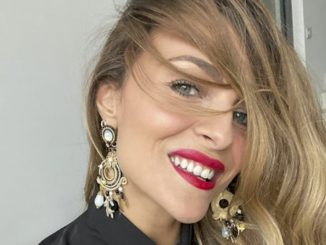 Cristina Chiabotto figlia