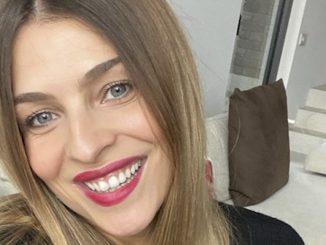 Cristina Chiabotto incinta