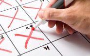 Calendario 2021, saranno ben 22 le date palindrome di quest'anno