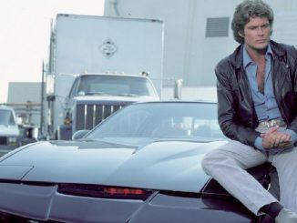 Supercar: David Hasselhoff mette all'asta l'auto della serie