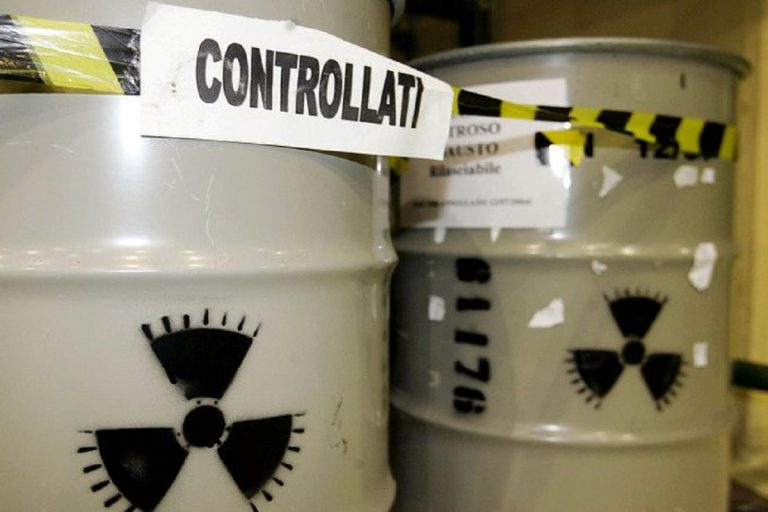 deposito rifiuti nucleari