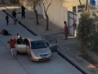 Donne uccise in Afghanistan