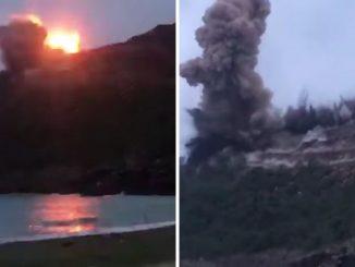 esplosione centrale nucleare turchia