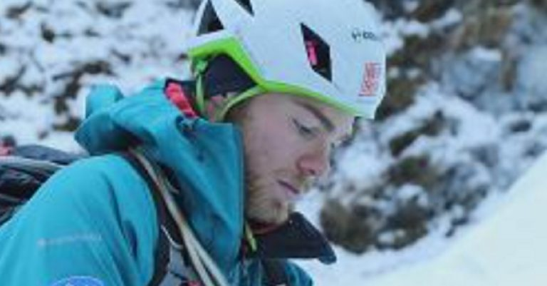 Etienne Bernard guida alpina