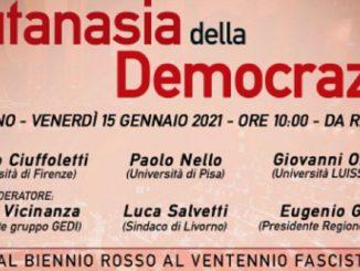 Eutanasia della democrazia