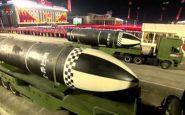 La Corea del Nord presenta un nuovo missile balistico