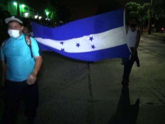 Honduras, la carovana umana verso gli Stati Uniti