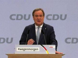 Germania, Armin Laschet è il nuovo leader della CDU
