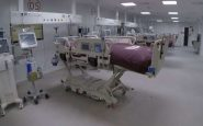 A Bari pronto il nuovo ospedale Covid alla Fiera del Levante