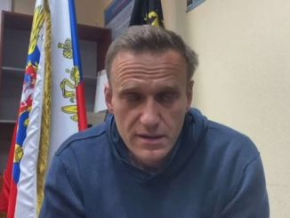 L'appello di Navalny a manifestare il 23 gennaio in Russia
