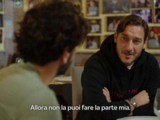 """La prima clip della serie su Totti """"Speravo de morì prima"""""""