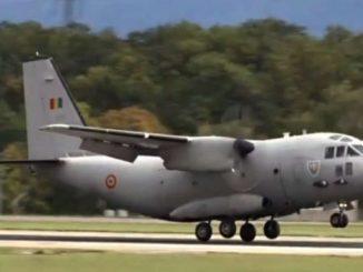 Aviazione, la Slovenia vuole l'aereo da trasporto italiano C-27J