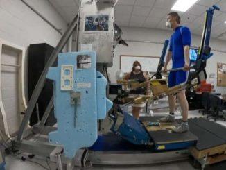 Spazio, come si allena un astronauta sull'Iss: il video di Maurer