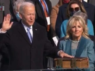 Biden giura, è il 46esimo presidente degli Stati Uniti d'America