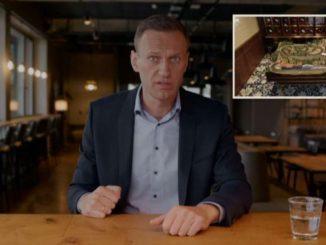 Navalny nel video contro Putin nomina anche aziende italiane