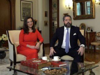 L'erede dei Romanov sposerà un'italiana: è Rebecca Bettarini