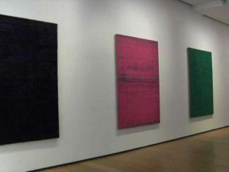 La pittura di fronte a se stessa: Paolo Parisi da Building