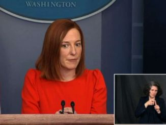 """Jen Psaki capa della sala stampa di Biden: """"Torna la verità"""""""