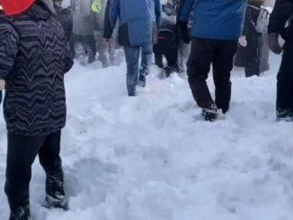 Navalny scatena proteste in Russia, feroci scontri con polizia