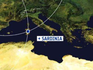 Le meraviglie della Sardegna viste dallo Spazio